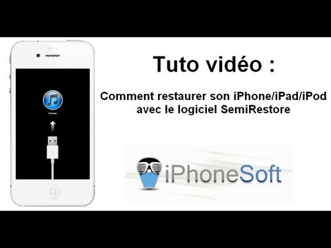 tuto comment r parer un iphone bloqu sur la pomme au d doovi. Black Bedroom Furniture Sets. Home Design Ideas