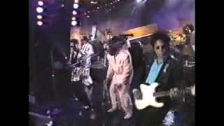 The Time  - Jerk Out (Live On The Arsenio Hall Show)