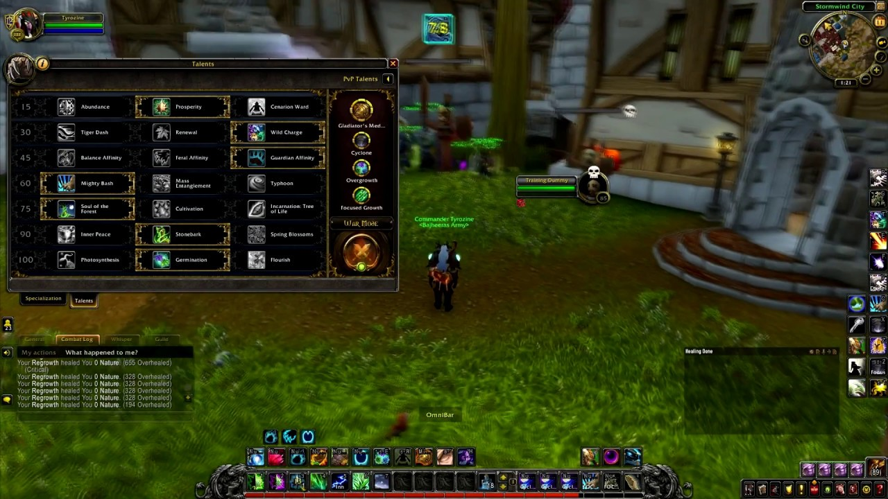 Resto druid pvp guide gear