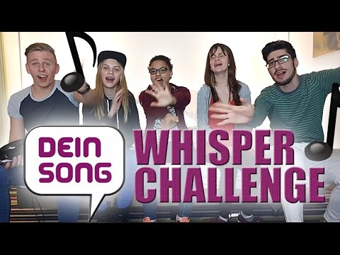 DEIN SONG CHALLENGE?! + Special Guest