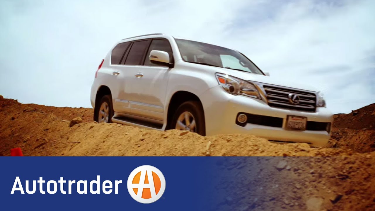 2013 lexus gx 460 luxury suv new car review autotrader youtube. Black Bedroom Furniture Sets. Home Design Ideas