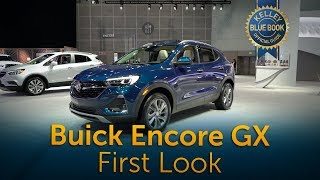 2020 Buick Encore GX  - First Look