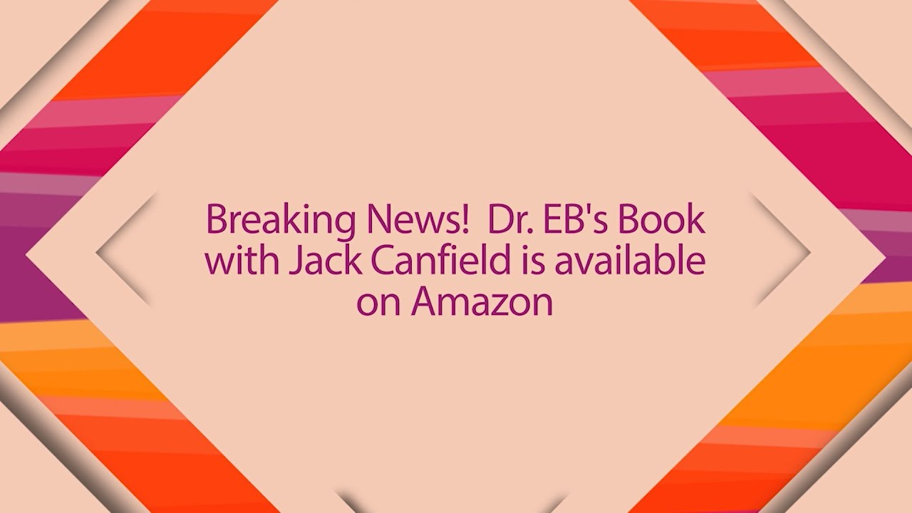 """Interview with Ryan Ruff on """"Beyond the Book,"""" Part 5.  Dr. EB discusses her multiple authored book."""