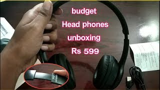 p47 wireless headphones unboxing and review in telugu