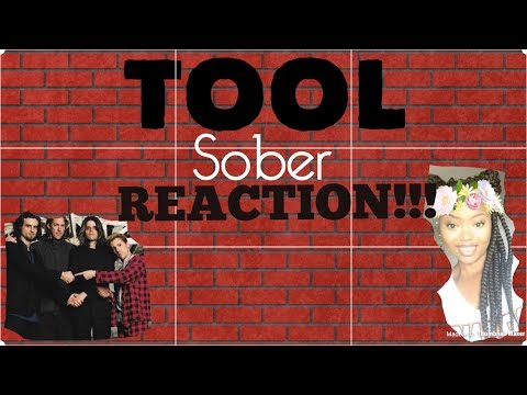Tool- Sober (Live) REACTION!!!!