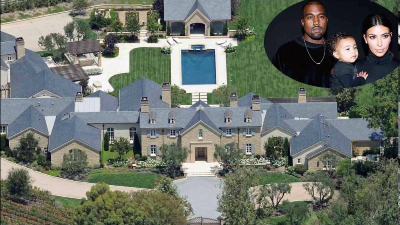 Hollywood Celebrity Homes Luxury Mansions