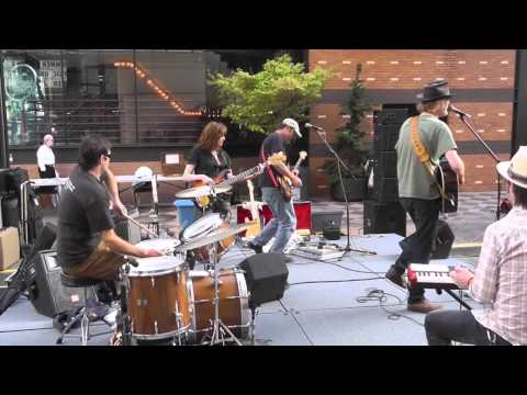 Teeth by Mike Coykendall and the Golden Shag at Music On Main Street 2011