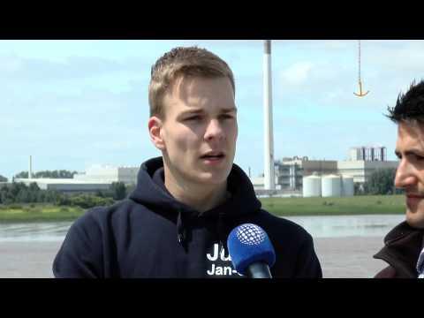 Fährtalk: Heute zu Gast: Vertreter des Jugendparlaments Nordenham