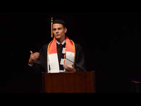 Valedictorian Speech by Adam Fenyvesi - West Valley College Class of 2017