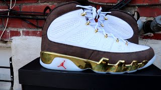 Air Jordan 9 Melo 'MOP' Watch Before You Buy