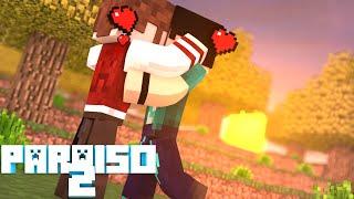 Minecraft: PARAÍSO 2 - #62 REZENDE BEIJOU UM HOMEM!