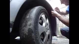 видео Как снимают передний и задний бампер на Опель Астра J?