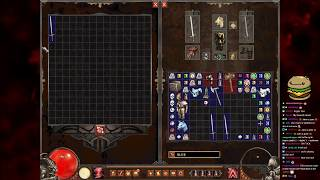 Ster Streams - Diablo II [Median XL]! (1/18/19) Pt.2