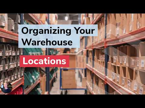 All About Warehouse Locations