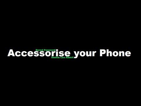 Accessorise your Phone