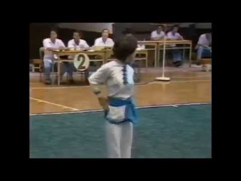 China Old-School Martial Arts Wushu Tournament