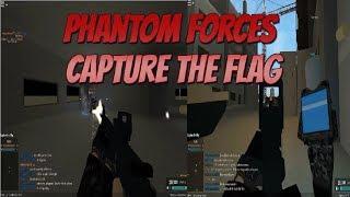 Roblox Phantom Forces Capture The Flag Gameplay! Pf Capture The Flag Gameplay on Roblox!