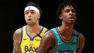 Golden State Warriors vs Memphis Grizzlies Full Game Highlights | January 12, 2019-20 NBA Season