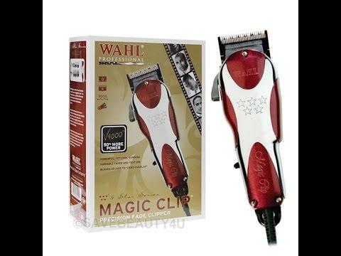 машинки для стрижки волос wahl magic clip