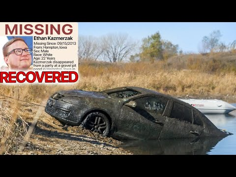 SOLVED 7-Year-Old Missing Person Case.. (Ethan Kazmerzak)