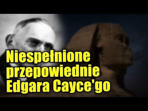 Przepowiednie Edgara Cayce'go nadal czekają na spełnienie