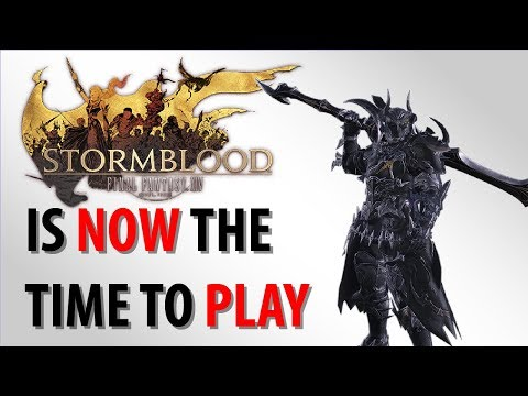 Is FFXIV worth playing in Patch 4.3?