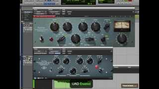 mix waves puigtec uad pultec eqp 1a eq daw comparison shootout