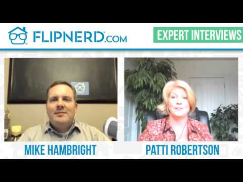 Real Estate Investing Super Woman with Patti Robertson