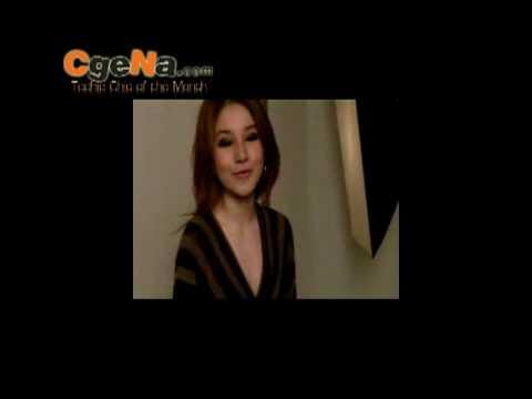 CgeNa February 2010 Techie Chic: Berna Kano- Behind the scenes