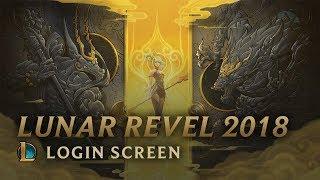 Lunar Revel 2018 | Login Screen - League of Legends