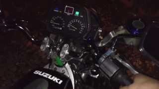 スズキ RG50ガンマウルフ50 純正チャンバー