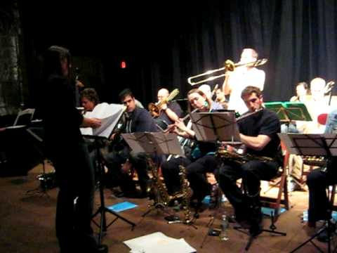 Bottomless Cup Jazz Orchestra