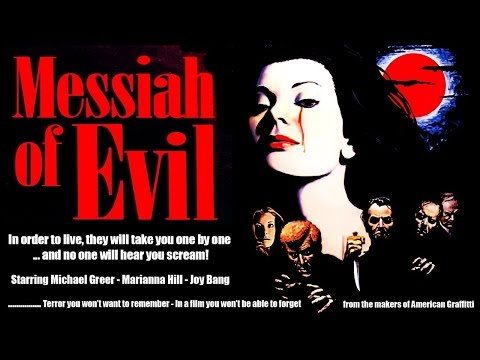 ➤ iL Messia del Diavolo ❖ Horror completo 1973 ◎ Willard Huyck-Marianna Hill ▦ by ☠Hollywood Cinex™