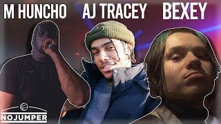 NO JUMPER LONDON TAKE OVER with AJ Tracey, M Huncho & Bexey