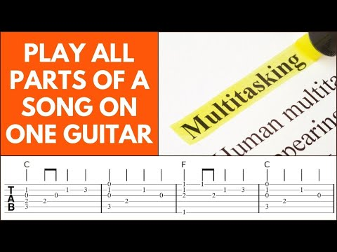 3 Steps To Creating A Fingerstyle Guitar Arrangement