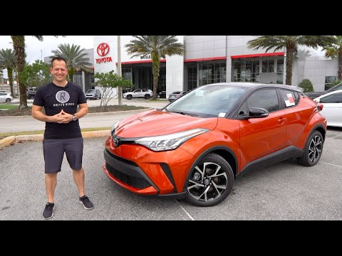 Should You BUY The Updated 2020 Toyota C-HR?
