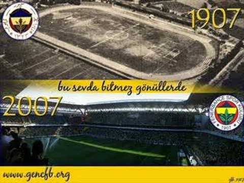 Fenerbahçe 100. yıl marşı athena