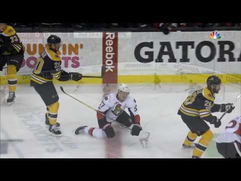 Ottawa Senators vs Boston Bruins - April 23, 2017 | Game Highlights | NHL 2016/17