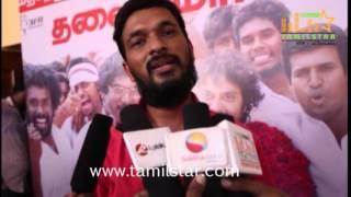 R Saravanan At Kaththukkutti Movie Success Meet
