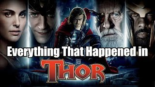 Everything That Happened in Thor (2011) in 7 Minutes or Less!
