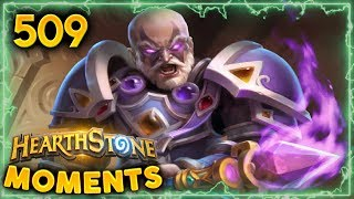 Benedictus Is Stealing The Stealer!! | Hearthstone Daily Moments Ep. 509