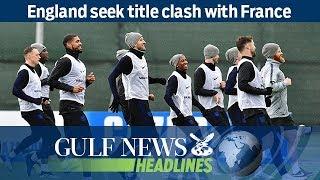 England seek title clash with France - GNHeadlines Alex 110718