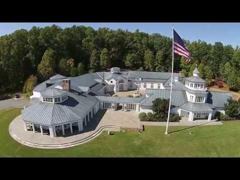 Trump Winery Aerial Video