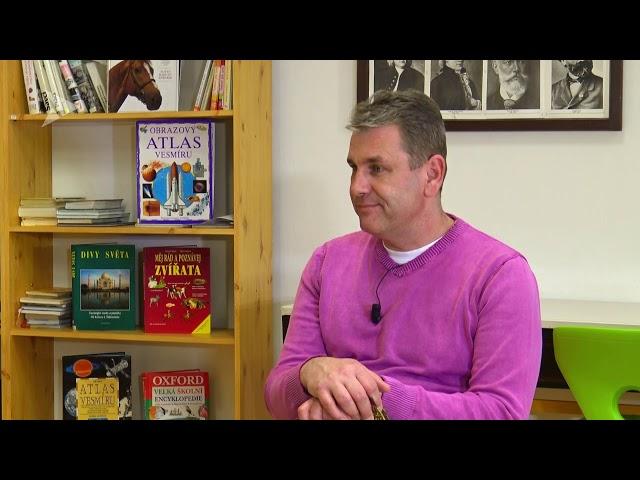 Interview s Alešem Zbořilem