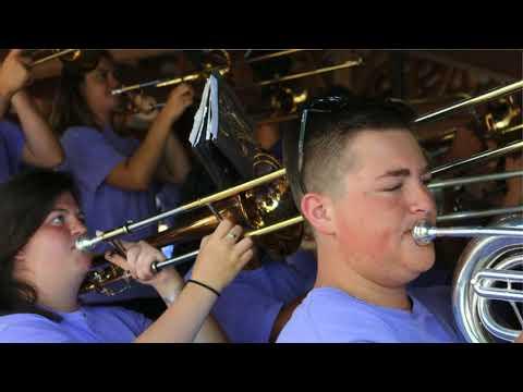 Neshoba Central High School Band #ncf2018