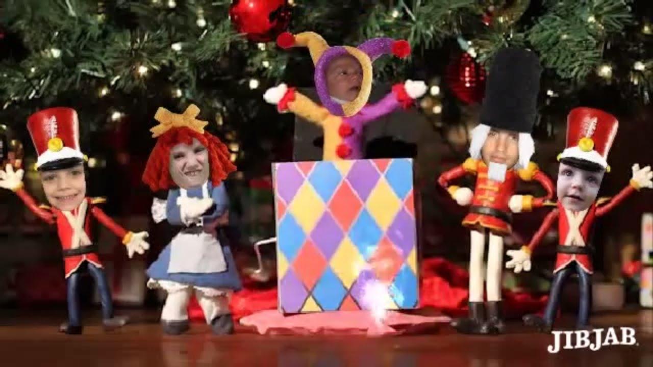 The Buttcracker | JibJab Christmas eCard - YouTube
