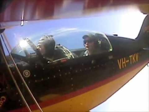Joyflight with Curtis Aviation.