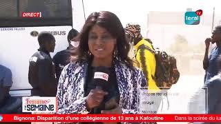 Femme de la Semaine :Voici la  femme sénégalaise qui conduit un bus... Mon mari,,,