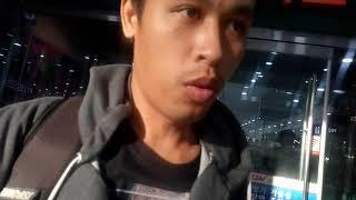 Perjalanan balek teko Ansan Nang Daejeon (amatir vlog)