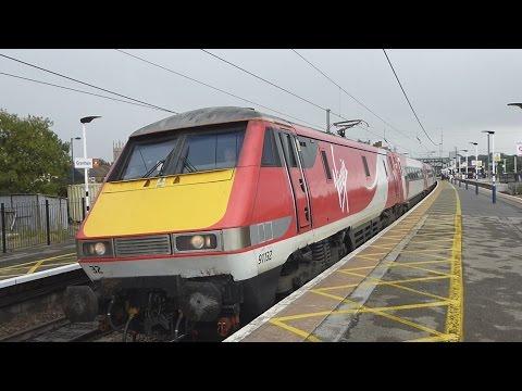 Grantham Railway Station (14/9/2015)